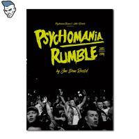 Psychomania_Rumble_Book_front cover