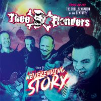 "THEE FLANDERS	""Neverending Story"" Jewel Case CD ""BASIC Edition"""