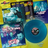 "THEE FLANDERS	""Neverending Story"" ""SEA BLUE"" Vinyl Edition (lim. 199)"