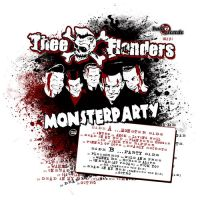Cover - Monster Party