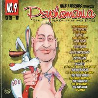 Cover CD 1 # Psychomania 9