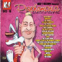 Cover CD 2 # Psychomania 9