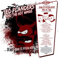 Cover - Ted Flanders